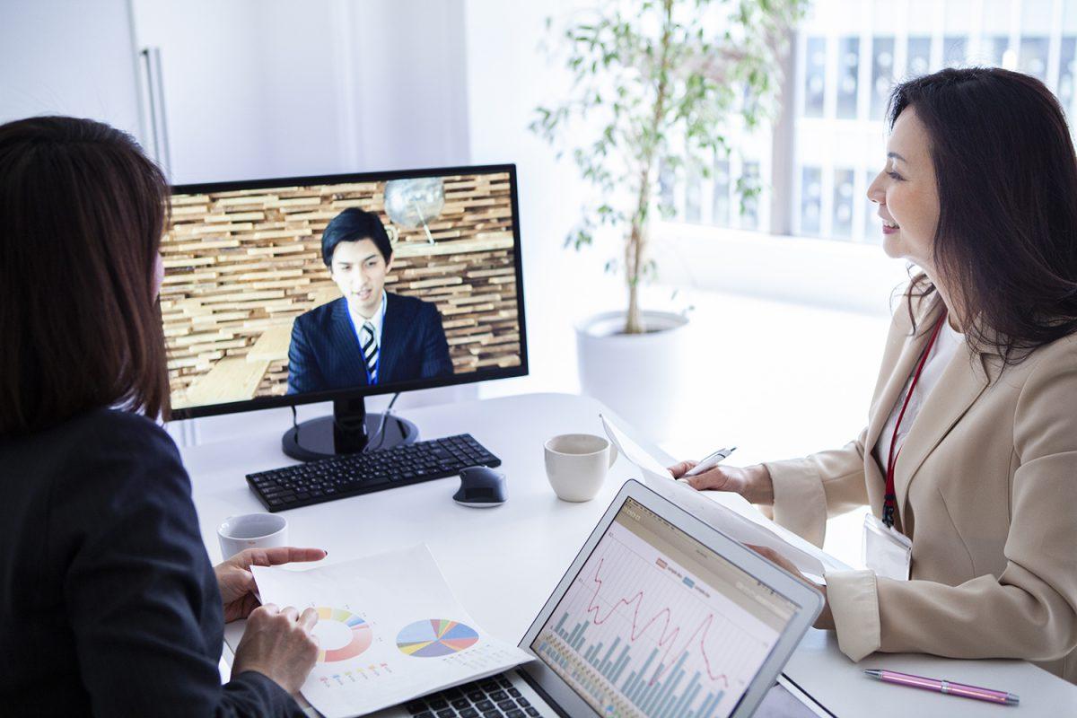 【2021新卒採用】会社の仕事内容を伝える採用動画・リモートで作成可能な動画