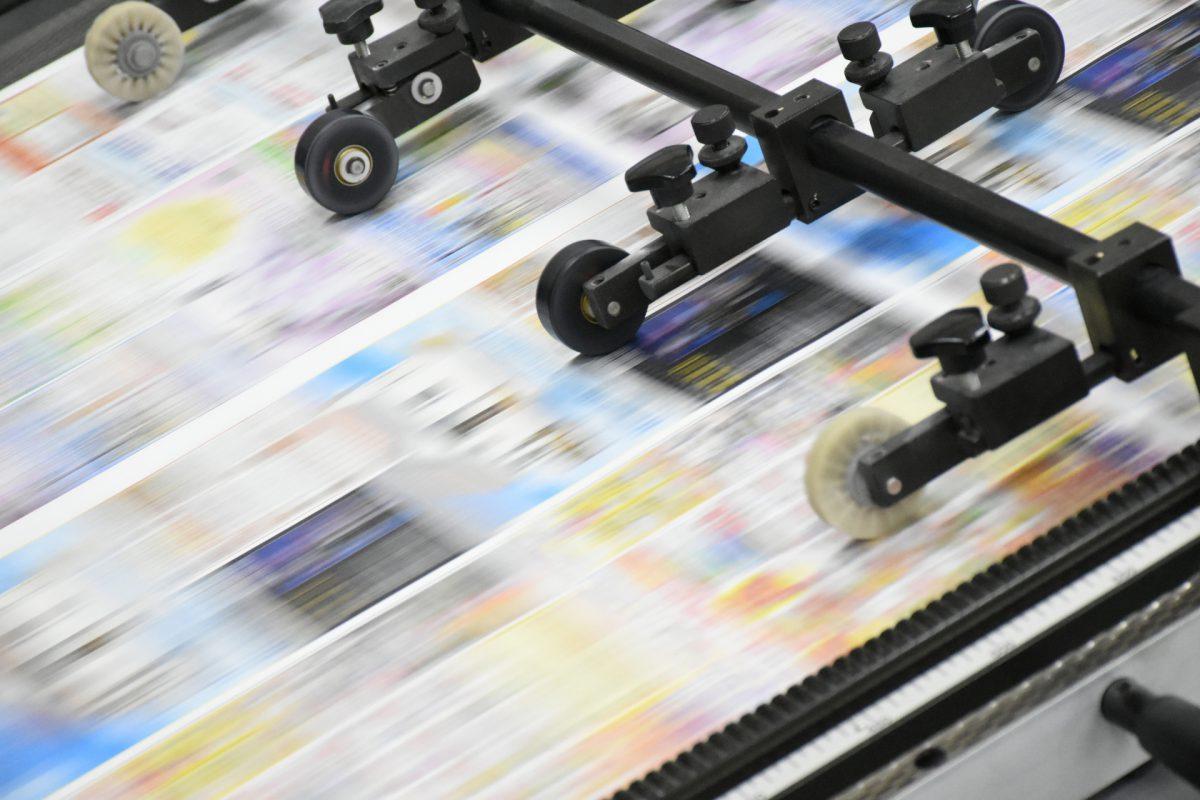印刷会社の採用映像事例