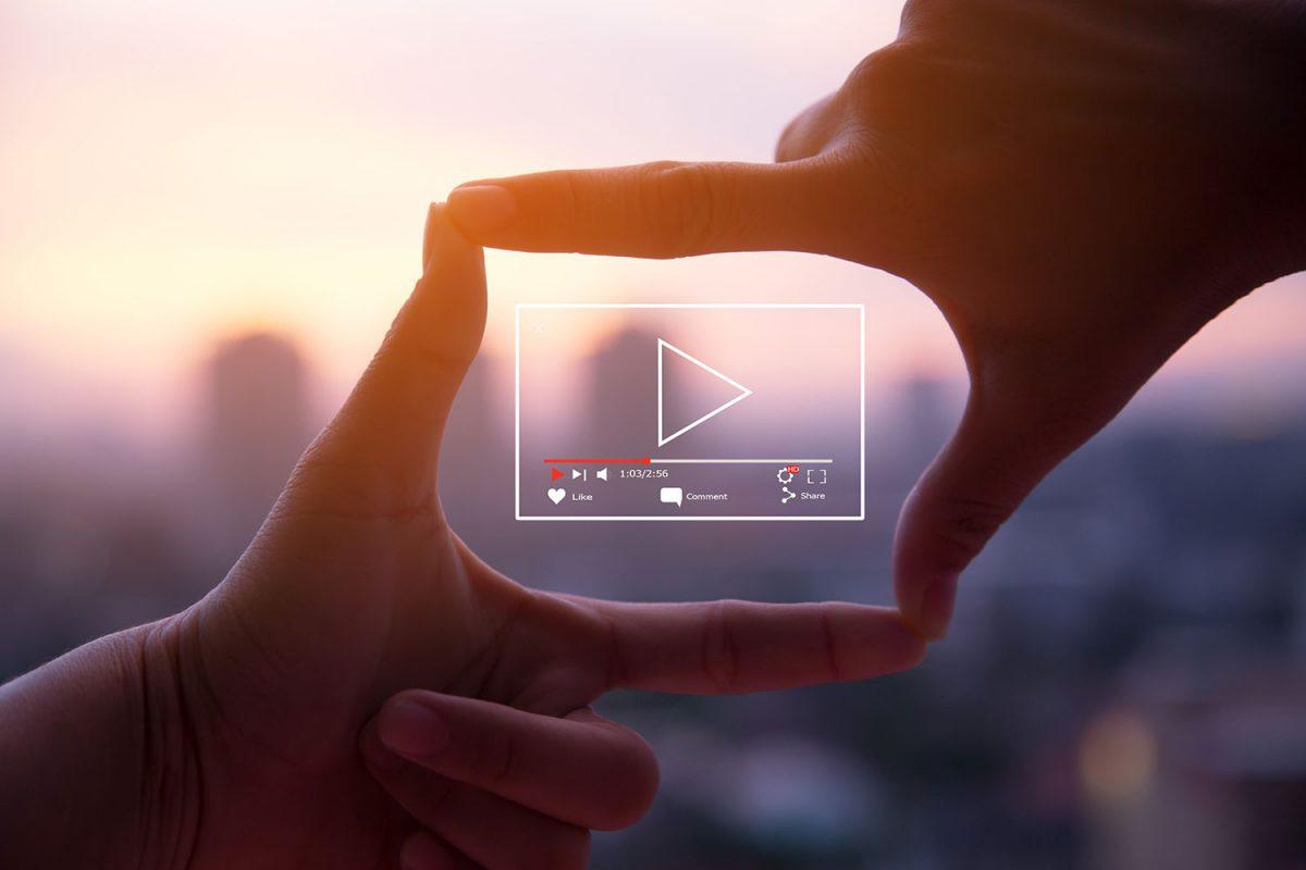通信業界のプロモーション映像事例