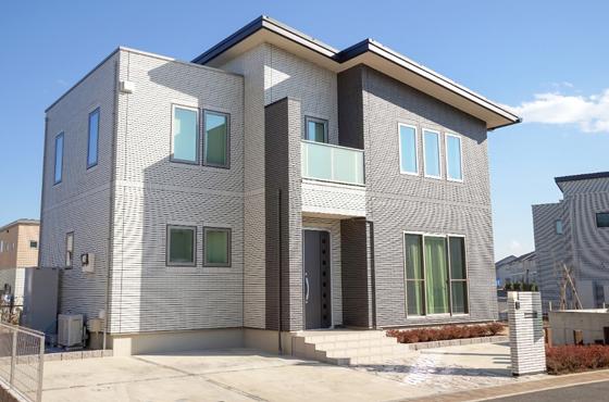 戸建て住宅のプロモーション映像
