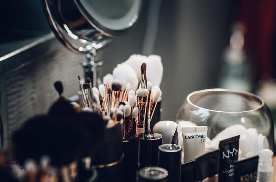 化粧品のプロモーション映像事例