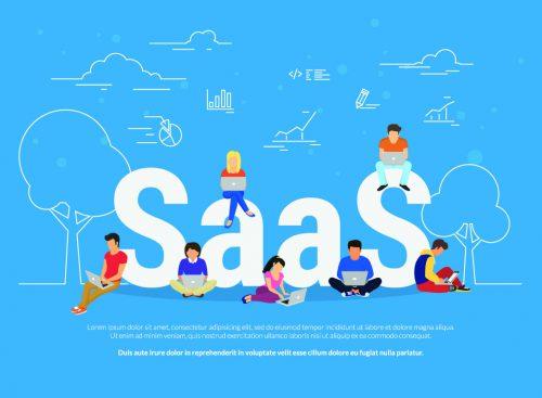 SaaSやiPaaSのサービスを紹介するコンセプト動画
