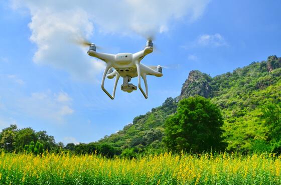 ドローンによる空撮映像制作事例10選