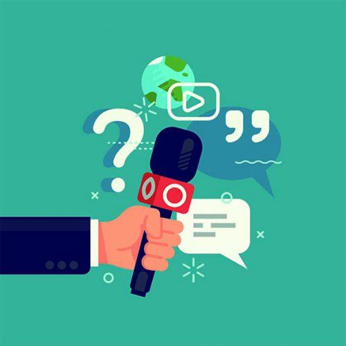 会社理解を深め魅力を伝える社員インタビュー動画